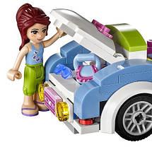 Конструктор Bela Friends / Подружки 10544 Кабриолет Мии (аналог Lego Friends 41091), фото 3