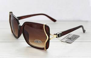 Изящные солнцезащитные женские очки прямоугольной формы , фото 2