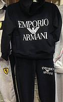 Спортивный костюм детский Armani Эмпорио Армани осень-весна
