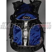Рюкзак спортивный с проводом под MP3 (#MD)