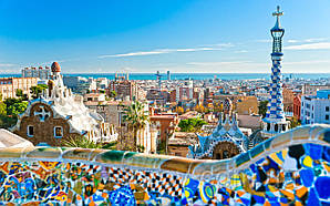 """Экскурсионный тур в Европу """"Express Барселона - Валенсия - Мадрид"""""""
