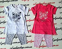 Костюм для девочки   р.98-128, купить детские костюмы оптом