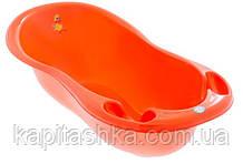 Ванна Tega Большая 102 см TG-029 BALBINKA морковные