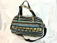 Женская спортивная сумка c модным принтом