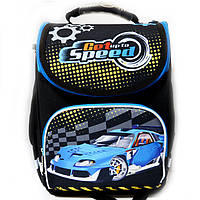 Рюкзак каркасный Smart Blue car