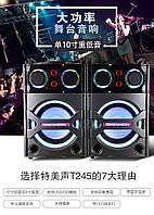 Караоке стереосистема Temeisheng T245