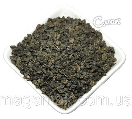 Чай Ганпаудер, на вес