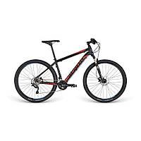 """Велосипед 27.5"""" APOLLO ASPIRE 50 Matte Black / Matte Red / Matte Blue"""