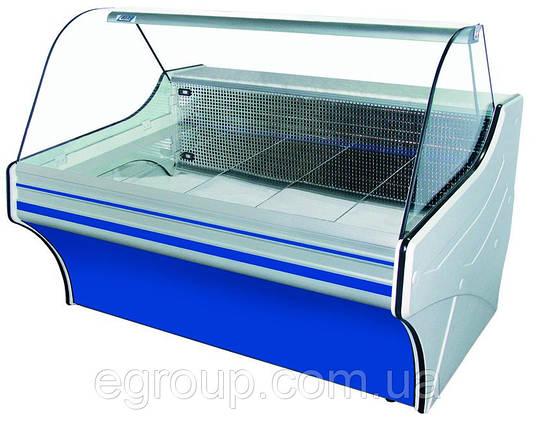 Лобове скло для холодильної вітрини Cold, фото 2