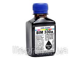 Чернила для принтера Brother - Ink-Mate - BIM330, Black, 100 г