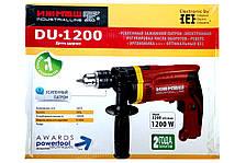 Дрель ударная Ижмаш DU-1200 industrial line , фото 2