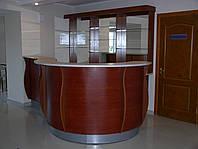 Мебель для приемной , стойка администратора