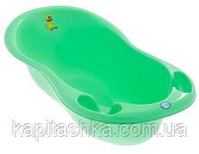 Ванна с термометром Tega Большая 102 см TG-059 Ter 102 BALBINKA зеленый