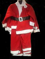 Карнавальный Санта Клауса (детский)