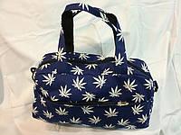 Спортивная сумка унисекс, темно-синяя сумка для спорта