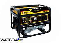 Электрогенератор бензиновый FORTE FG 3500 (2.5квт) (Форте) 1ф