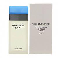 Женские духи Парфюм Original Парфюм Dolce & Gabbana Light Blue TESTER 100 ml,магазин парфюмерии