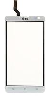 Тачскрин (сенсор) LG D605 Optimus L9 II, white (белый)