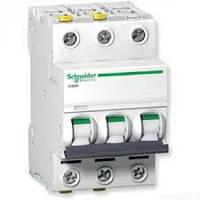 Модульный автоматический выключатель iC60N 3P 32A C