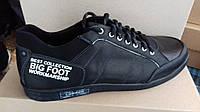Обувь больших размеров Кожаные мужские кроссовки Big Foot