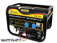 Электрогенератор бензиновый FORTE FG 3500е (2.5квт) (Форте) 1ф