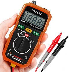 Бесконтактный цифровой мультиметр Hyelec MS8232