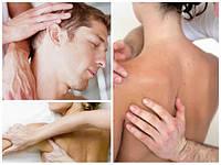 Лечебный массаж спины и шеи