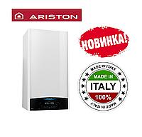 Газовые двухконтурные котлы Ariston Genus X 30FF (Турбо) Италия