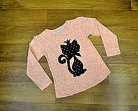 Красивая стильная нарядная кофточка для девочки, Турция.
