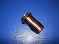 Упор дверной бочонок большой 58мм медь, фото 1
