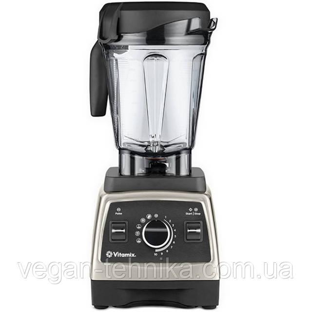 Профессиональный блендер Vitamix PRO 750 Brushed Stainless (стальной корпус)
