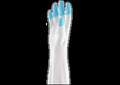 Перчатки резиновые хозяйственные размеры L и М, мужской и женский, повышенной прочности