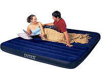 Надувной матрас Intex 68755 (183х203 см)