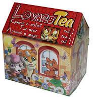 "Набор чайный Lovare ""Красный домик"""