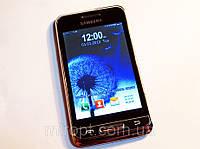 "Смартфон Samsung S3 9850 TV  - 2Sim - сенсор 4"" - FM - BT - Cam, фото 1"