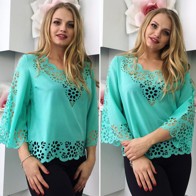 Красивые блузки больших размеров доставка
