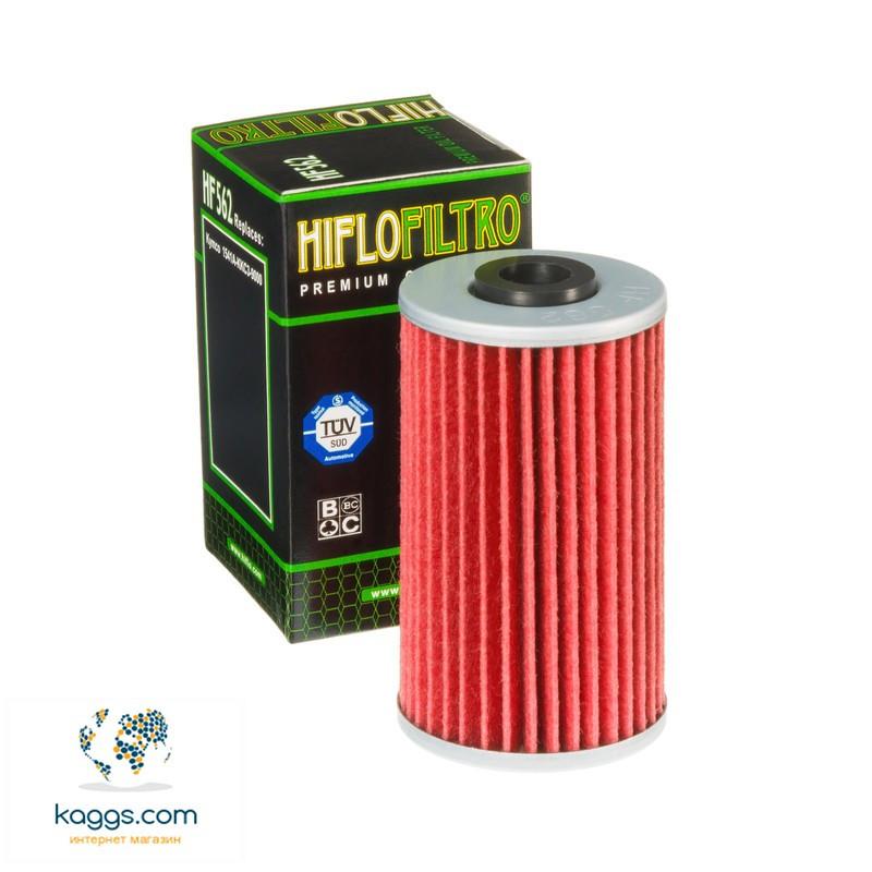 Масляный фильтр Hiflo HF562 для Kymco.