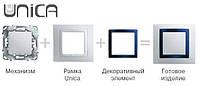 Рамка внешняя Unica Colors, фото 1