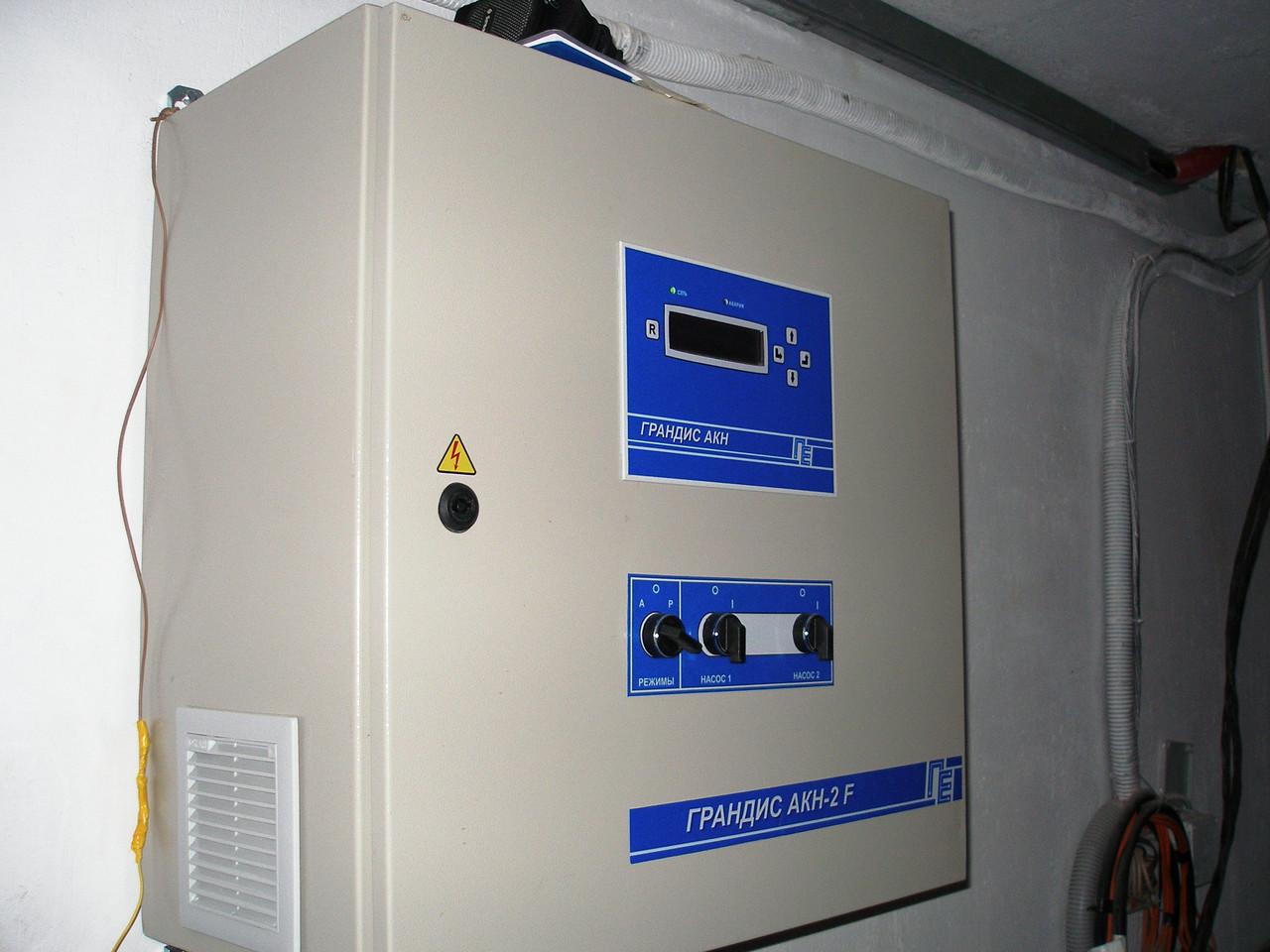 Устройство серии Грандис АКН -2F-2.2  с частотным регулированием