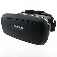 VR SHINECON виртуальные очки 3D для смартфона + мини геймпад для телефона, фото 1