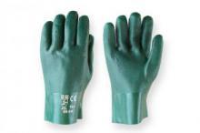 Рукавички робочі кщс зелені