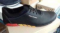 Обувь больших размеров Кожаные мужские кроссовки Follamen размеры 46,47,48,49,50