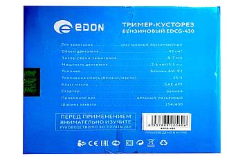 Мотокоса Edon ED-CG430, фото 2