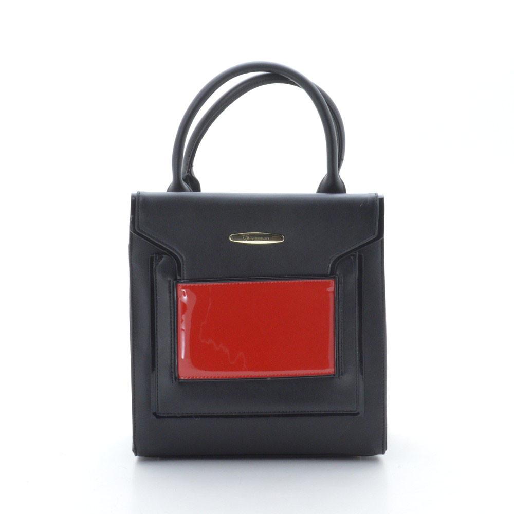 9fd63057da60 Женская красная сумка конверт черная с красным - bonny-style в Хмельницком
