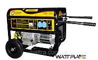 Электрогенератор бензиновый FORTE FG 6500 (5квт) (Форте) 1ф