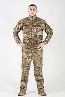 Куртка Флисовая тактическая Мультикам 48