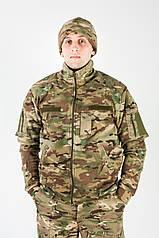 Куртка Флисовая тактическая Мультикам