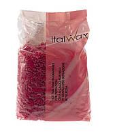 Горячий воск в гранулах Ital Wax Роза 1 кг