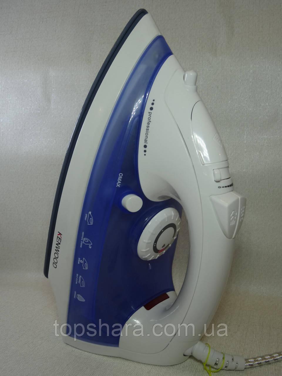 Утюг Kenwood K2866 синий с белым 2000вт
