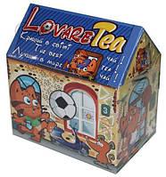 """Набор чайный Lovare """"Синий домик"""""""
